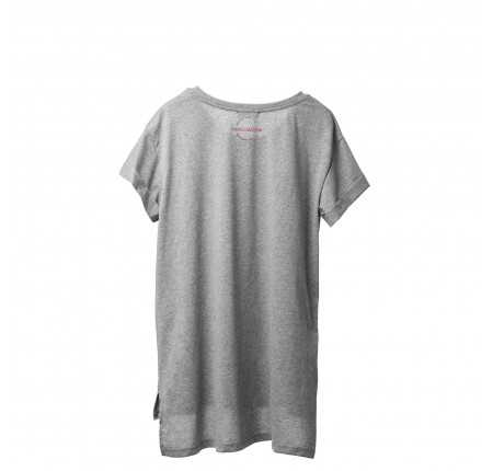 T-Shirt Ballsmania grigia