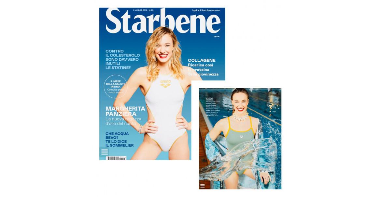 Collana SuperStar sul magazine Starbene