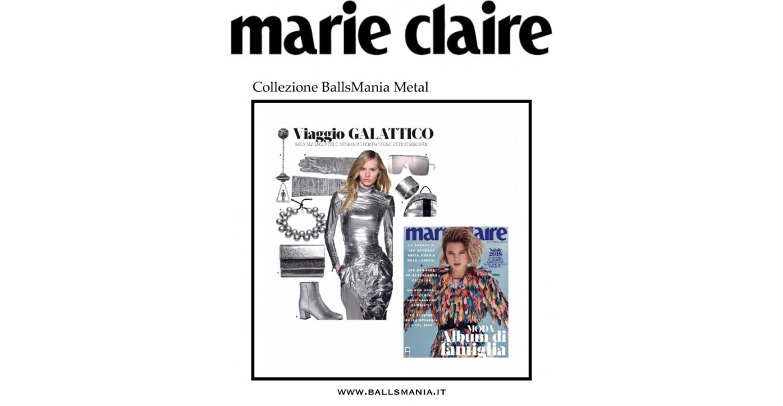 Marie claire Novembre 2018