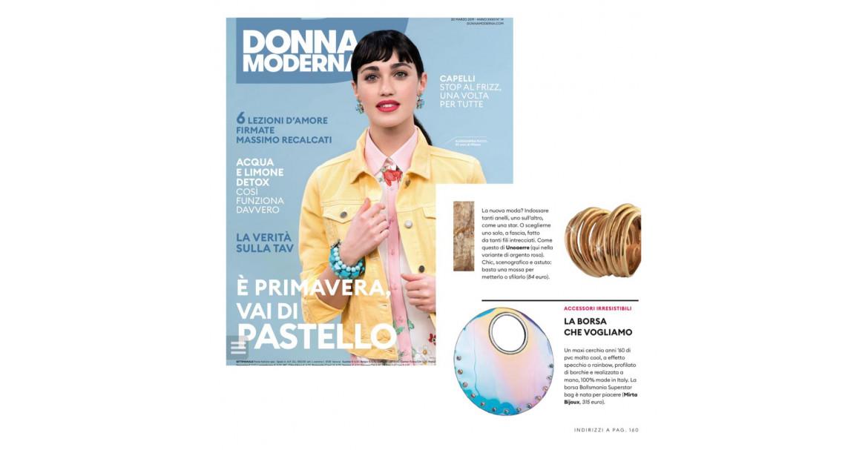 Donna Moderna Marzo 2019  | Accessori irresistibili