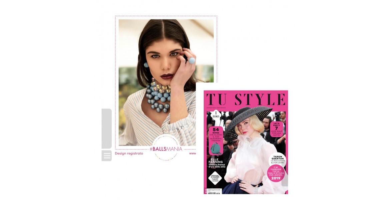 Tu style è Ballsmania | Colorati con le nostre coloratissime collane!